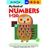 My Book of Numbers 1-120