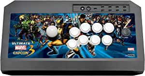 ULTIMATE MARVEL VS. CAPCOM3 対応スティック for PlayStation3