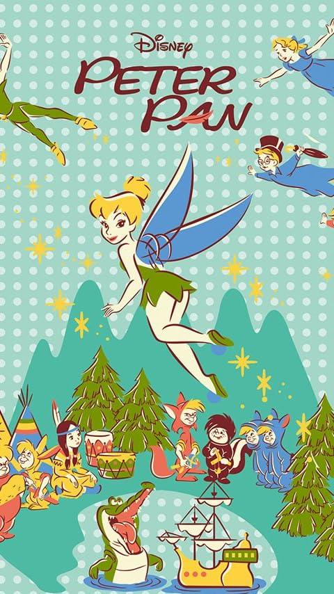 ディズニー ピーターパン XFVGA(480×854)壁紙 画像45844 スマポ