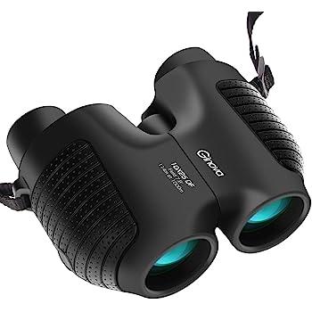 【改良版】 双眼鏡 コンサート 高倍率 防水 10×25 フリーフォーカス 望遠鏡 ライブ 軽量 旅行 運動会 適用