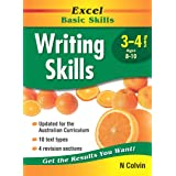 Excel Basic Skills Workbook: Writing Skills Years 3-4
