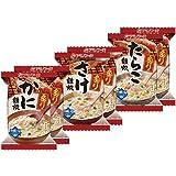 アマノフーズ 炙り海鮮雑炊 3種×2個セット(6食)
