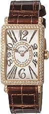 [フランク ミュラー]FRANCK MULLER 腕時計 ロングアイランド シルバー文字盤 902QZRELVRDCD1RSLV レディース 【並行輸入品】