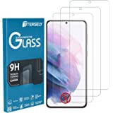 T Tersely Screen Protector for Samsung Galaxy S21 Plus 5G 6.7 [3-Pack], (Not Compatible with Fingerprint Sensor)(Case Friendl