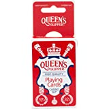 Queens Slipper Playing Cards Set, Blue
