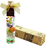 ハーバリウム Tropical Color (トロピカル カラー) マルチ 1本箱入 プレゼント 等に最適です