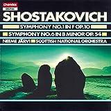 Symphonies 1 & 6