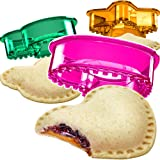Sandwich Cutter and Sealer - Decruster Sandwich Maker - Great for Lunchbox and Bento Box - Boys and Girls Kids Lunch - Sandwi