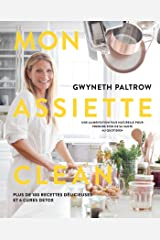 Mon assiette clean (Cuisine) (French Edition) Hardcover