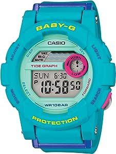 [カシオ] 腕時計 ベビージー G-LIDE BGD-180FB-2JF
