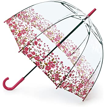 フルトン FULTON バードケージ かさ 傘 フローラルボーダー 正規品証明タグ 英国王室御用達 花柄 フラワー Floral Border Birdcage L042 AC