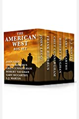 The American West Box Set: Six Full Length Classic Westerns Kindle Edition