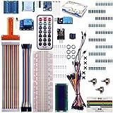 Kuman 35個 Raspberry Piに適用 初心者 電子工作 1602液晶ディスプレイ+温度/湿度センサ+BMP…