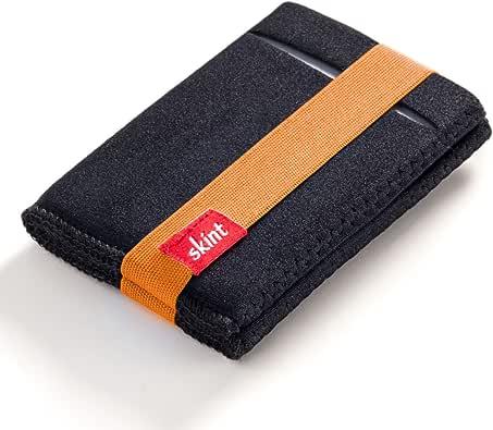 小さい財布 Skint スキント ウォレット (オレンジ) ミニウォレット