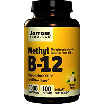 メチルB-12 (ビタミンB12) 1000mcg 100粒 [海外直送品]