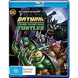 DC Batman vs Teenange Mutant Ninja Turtles (Blu-ray)