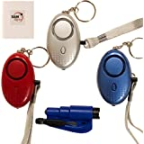 Safe Personal Alarm for Woman Keychain - Safesound Personal Protection Alarms for Women, Safety, Safe Sound Personal Alarm De