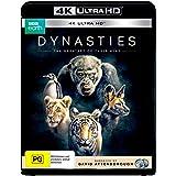 Dynasties [2 Disc] (4K Ultra HD + Blu-ray)