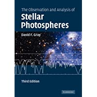 Observtn Analysis Stellar Photo 3ed