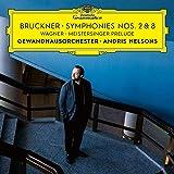 Symphonies Nos. 2 & 8 / Meistersinger Prelude