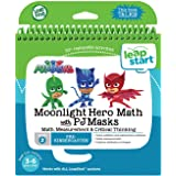 LeapFrog Leapstart Book- PJ Masks, Moonlight Hero Maths With PJ Masks