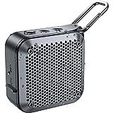 LEHII BT525 ポータブル スピーカー Bluetooth 5.0 TFカード microSDカード ミニmini ワイヤレス ブルートゥース 小型 高音質 重低音 大音量 風呂用 屋外【TWS対応/IPX7防水防塵/12時間連続再生/コンパ