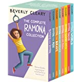 The Complete 8-Book Ramona Collection: Beezus and Ramona, Ramona and Her Father, Ramona and Her Mother, Ramona Quimby, Age 8,