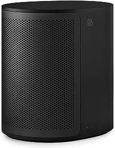 Bang & Olufsen ワイヤレスネットワークスピーカー Beoplay M3 省スペース/AirPlay/Wi-Fi/各種ストリーミング対応/アナログ入力対応 ブラック【国内正規品】