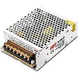 LEDMO コンバーター スイッチング電源 AC 100V / 240V〜DC 12V 10A 120W LEDストリップライト電源スイッチングモードコンバーター