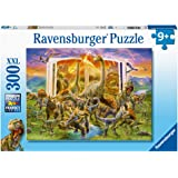 Ravensburger Dino Dictionary Puzzle Game 300 Pieces