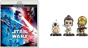 【Amazon.co.jp限定】スター・ウォーズ/スカイウォーカーの夜明け MovieNEX(HOTTOYSコラボレーション企画 オリジナルコスベイビー付き<REY,C-3PO,BB-8>) [ブルーレイ+DVD+デジタルコピー+MovieNEXワールド] [Blu-ray]