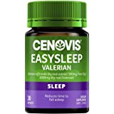 Cenovis EasySleep Valerian - Traditionally used to: Calm nerves - Relieve sleeplessness, 30 Capsules