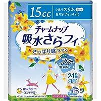 魅力器 吸水干净 15cc 少量用 白巾尺寸 19cm【轻尿湿人士】, , ,