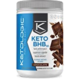 KetoLogic Keto BHB - Exogenous Ketones Supplement | Supports Ketosis & Weight Management, Increases Energy & Focus | Low Carb