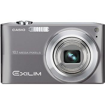 CASIO デジタルカメラ EXILIM (エクシリム) ZOOM Z200 シルバー EX-Z200SR