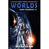 WORLDS: A Science Fiction Microfiction Anthology: A Black Hare Press Anthology (1)