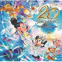 【メーカー特典あり】 東京ディズニーシー20周年:タイム・トゥ・シャイン! ミュージック・アルバム(1CD)(特典:クリ…
