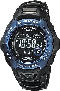 [カシオ]CASIO 腕時計 G-SHOCK ジーショック STANDARD The G BLACK FORCE タフソーラー 電波時計 GW-700BDJ-2JF メンズ