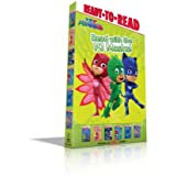 Read with the Pj Masks!: Hero School; Owlette and the Giving Owl; Race to the Moon!; Pj Masks Save the Library!; Super Cat Sp