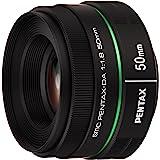 smc PENTAX-DA 50mmF1.8 中望遠単焦点レンズ 【APS-Cサイズ用】【高い描写性能】【うつくしいボケ味・円形絞り】【小型軽量】【ペンタックス一眼Kシリーズはボディ内手振れ補正を搭載】 22177