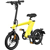 【特価予約 5000円off】電動アシスト自転車 14インチ 折りたたみ 10ah大容量バッテリー 最大速度25km/h…