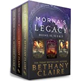Morna's Legacy: Books 10, 10.5 & 11: Scottish, Time Travel Romances (Morna's Legacy Collections Book 5)