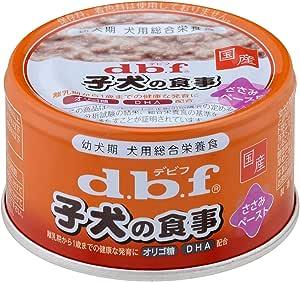 デビフ 子犬の食事(ささみペースト) 85g×6個(まとめ買い)