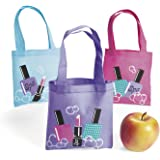 Spa Party Mini Tote Bags (1 Dz)