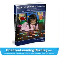 Children Learning Reading