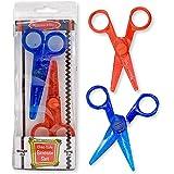 Melissa and Doug MD4224 Child Safe Scissor Set (2 Pieces)