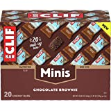 Clifbar Clif Bars Mini Chocolate Brownie, Box of 20