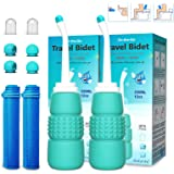 Anturey-2 Packs Portable Bidet Sprayer Bottle for Postpartum Care,Baby Washer, Perineal Recovery and Cleansing After Birth ,O