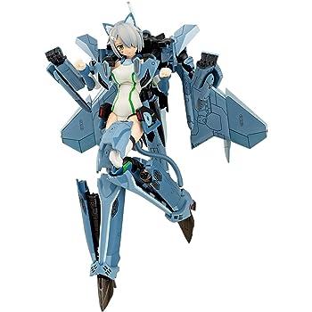 青島文化教材社 VFG マクロスデルタ VF-31A カイロス 全高約155mm 色分け済みプラモデル MC-03