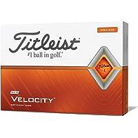 TITLEIST(タイトリスト) ゴルフボール VELOCITY 1ダース (12個入り) 日本正規品